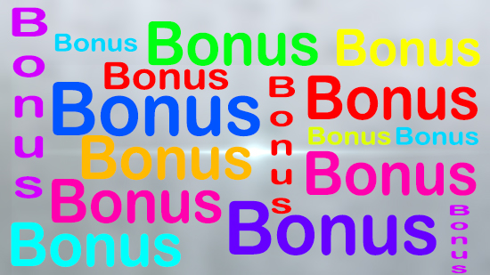 Promo Bonus Yang Menggiurkan