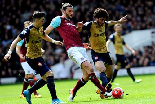 Arsenal Berhasil Menahan Imbang Tuan Rumah West Ham United 3 – 3