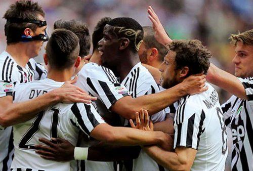 Juventus Raih Scudetto Musim Ini