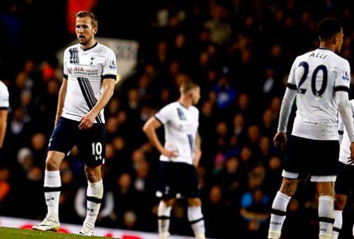 Tottenham Hotspurs Kembali Tertahan