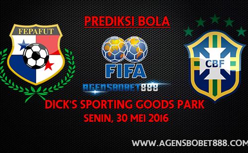 Laga Uji Coba - Prediksi Panama vs Brazil 30 Mei 2016