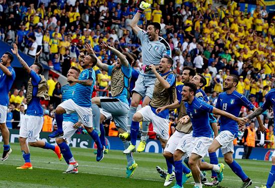 Pergantian Taktik Antonio Conte Berhasil Meski Italia Bermain Kurang Mengesankan