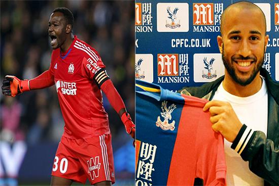 Crystal Palace Mendapatkan Steve Mandanda Dan Andros Townsend